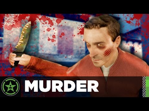 Let's Play - Gmod: Murder Part 1