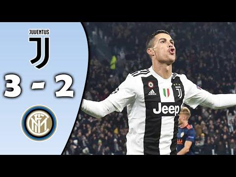 Juventus vs Inter Milan 3-2  – Extended Highlights & Goals 2021