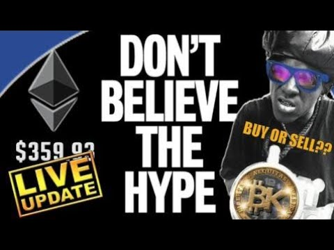🤔💰 ETHEREUM BUY OR SELL?? Bitcoin Price 2414 USD Crypto Currency Stock Chart Analysis BTC ETH 2017