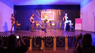 Burlesque Chair Dance Big Spender