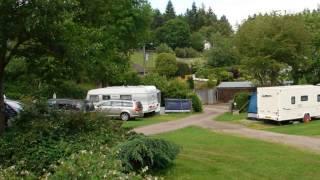 Caravan Park in Coleford