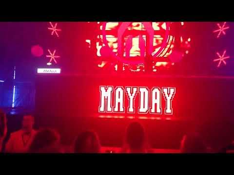 Sven Väth - pt. 2 - Live @ Mayday Poland 2017 @ Spodek, Katowice, PL - 10 11 2017