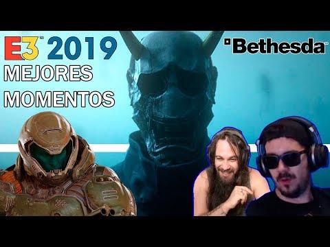 E3 (2019)  | CONFERENCIA BETHESDA | MEJORES MOMENTOS