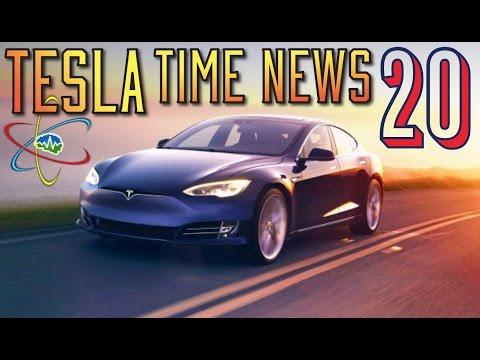 Tesla Time News 20 - Tesla Offers New 100D!