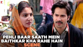 Khana Tasty Hai | Scene | Sui Dhaaga - Made In India | Varun Dhawan | Anushka Sharma