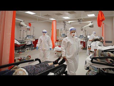 كوفيد-19: تقارير عن ظهور سلالة جديدة في روسيا والهند تقول إنها أعطت مليار جرعة  - نشر قبل 10 ساعة