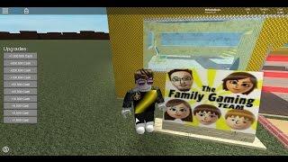 Youtuber Tycoon with FGTeev Roblox gaming PVP fun