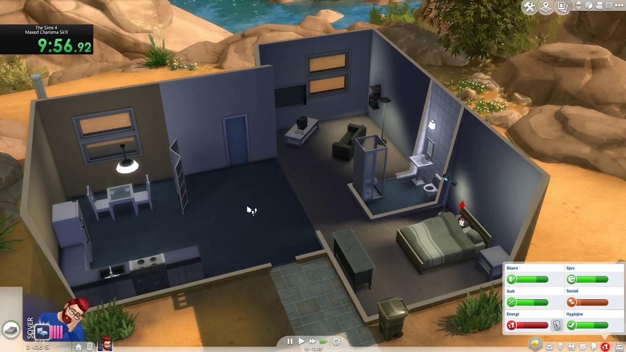 Speedrun - The Sims 4