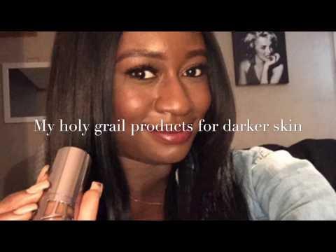 Best Makeup for Dark Skin  BREA LYNN