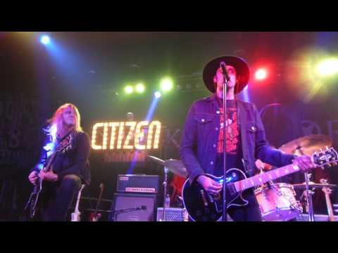 Citizen Zero/ Music Factory/ Battle Creek/ MI 10 6 2016