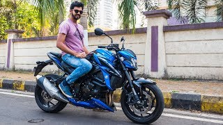 Suzuki GSX-S750 - Inline-Four Is Terrific | Faisal Khan
