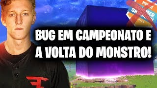 TFEU IS COMING BACK, BUG DURING CHAMPIONSHIP, CUBE PATHS AND MORE! -Fortnite, the