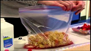 How to Dye Pasta for Crafts DIY Step by Step