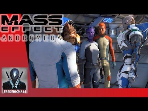 Mass Effect Andromeda: Dragons Endormis - Soirée Film: Préparatifs - Tâche Détournement de Fonds