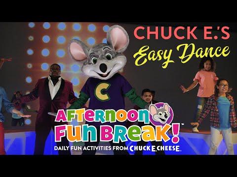 """Chuck E.'s Easy Dance"" | Chuck E. Dance thumbnail"