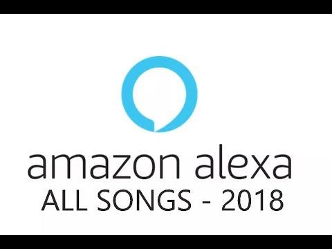 Amazon Alexa - All Songs (2018)