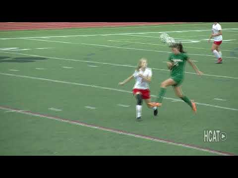 Girls Varsity Soccer - Holliston v. Hopkinton GSHT091817