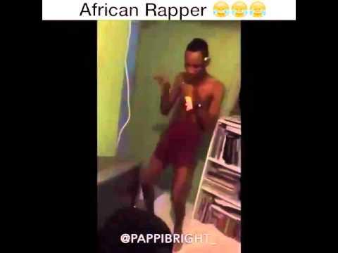 African rapper