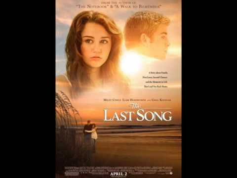 Download The Last Song - Miley Cyrus OFFICIAL POSTER