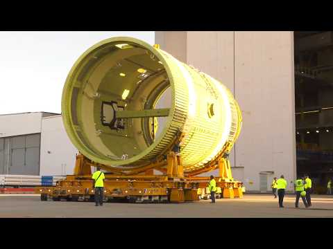 See the latest piece of NASA hardware built in New Orleans