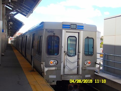 🚇/💺 SEPTA: Market-Frankford Line (Subway) to Frankford... FULL RIDE!