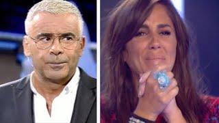 Expulsión de Anabel Pantoja de GH VIP con Jorge Javier Vázquez .
