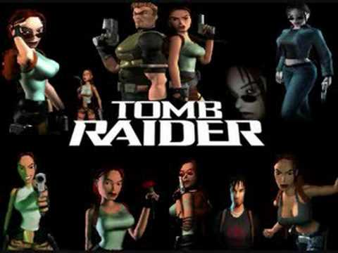 Tomb Raider Music Mix