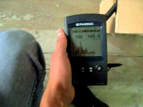 Helmholtz Resonator - Frequency: 113.45 Hz
