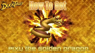 N/A How To Get Pixu The Dragon | Roblox Ducktales Event