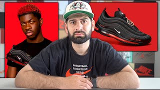 "Why I REJECTED Lil Nas X Nike ""Satan Shoes"" FOR FREE... (The Truth)"