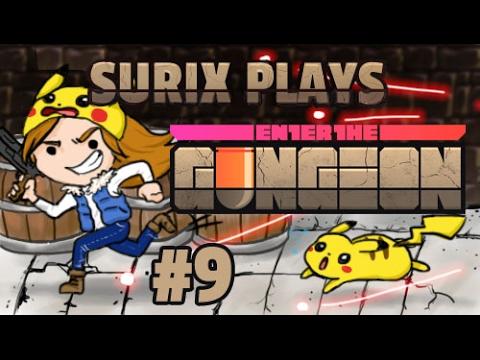 WINDOWED MODE - Surix Plays - Enter the Gungeon! #9
