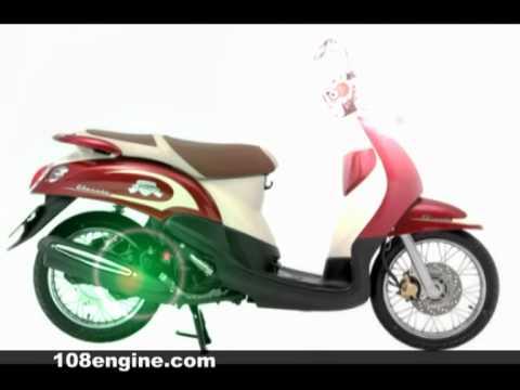 Yamaha Fino 2011