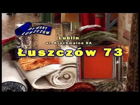 Dywany łuszczów Reklama Tv 2008