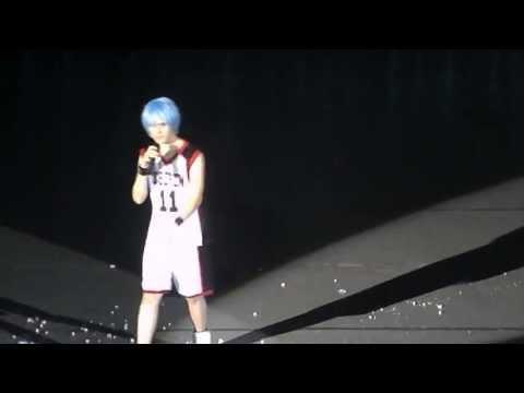 NHK 5.0 - Сценка Баскетбол Куроко 1