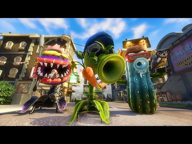 Plants vs. Zombies Garden Warfare 2 - Trailer Pack Ensemble de Cimetière