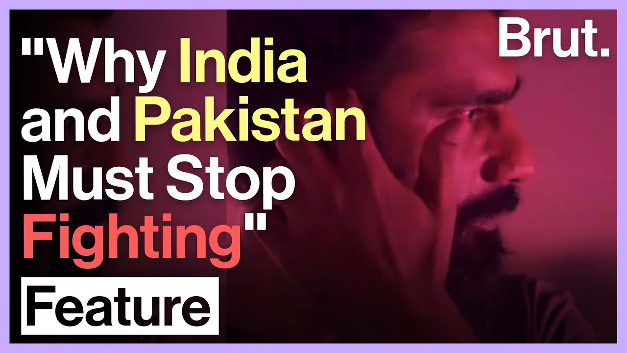 He Has The Best Reason Why India And Pakistan Should Stop Fighting