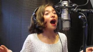 amazing young singer cover
