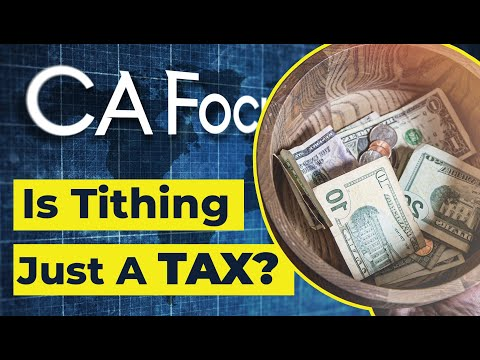 Is Tithing Just a Tax? | Ed Condon | Catholic Answers Focus