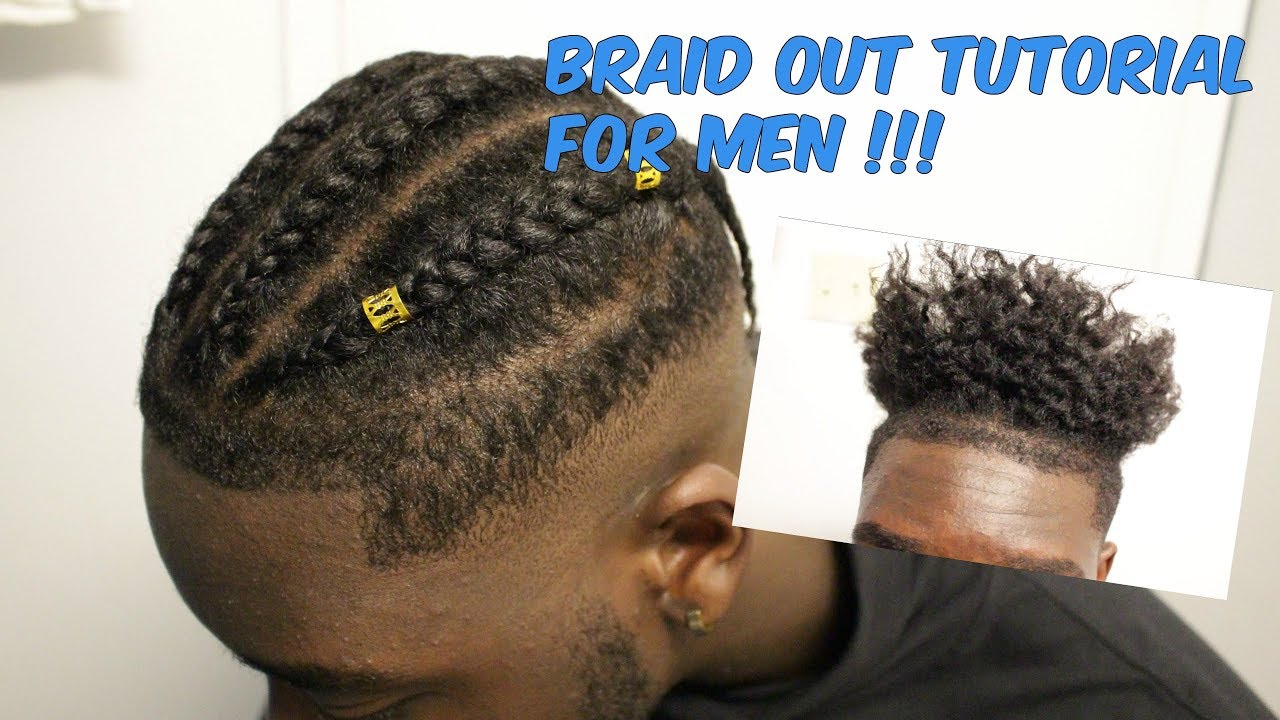 high top braid braid out tutorial youtube
