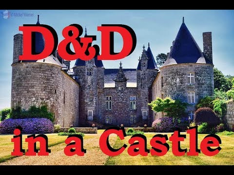 We always wanted to play in a Castle Quest  & Adventures #79 Live Chat