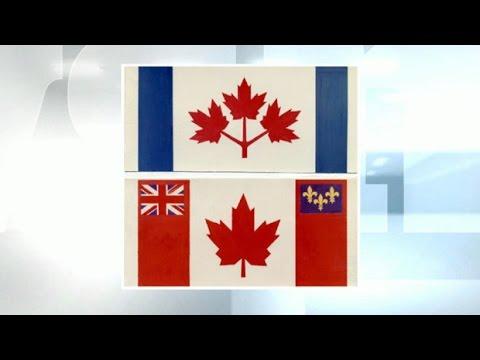 How Canada's flag was born