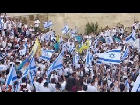 PROPHECY Alert  Jerusalem Crackdown 350 Arabs Arrested After Death Of Israeli Fe