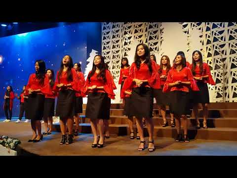 "Choir NDC LW 2 ""Made For Worship-Planetshakers"