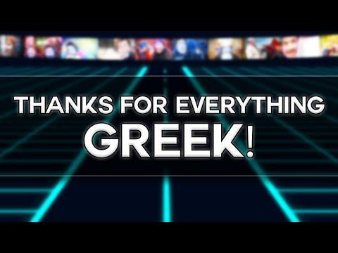 Former Editor of Greekgodx - FireDran (Thanks for Everything!)