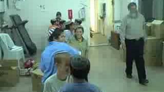 Roch haChana 5769 Volontariat Enfants HASDEI AVOT HEBRON