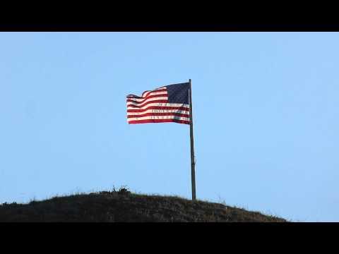Flag at Oceana High School - 00017