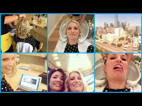 VLOG: Dallas + Vacation Giveaway!