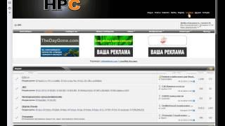 PHP Devel Studio [v2.0 beta] Создание фейка (Урок #2).avi