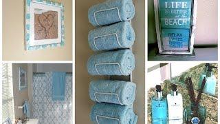 DIY Small Bathroom Makeover Relax inspired Design Ideas