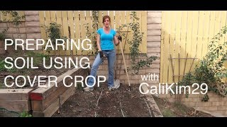 New to Gardening? Preparing Soil For Spring Planting Using Cover Crop